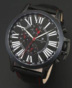 サルバトーレマーラ SM14123-IPBK 腕時計 メンズ Salvatore Marra