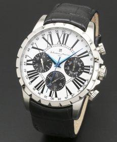 サルバトーレマーラ SM15103-SSWH 腕時計 メンズ Salvatore Marra