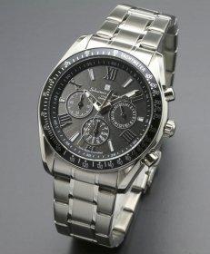 サルバトーレマーラ SM15116-SSBKSV 腕時計 メンズ Salvatore Marra