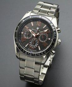 サルバトーレマーラ SM15116-SSBKPG 腕時計 メンズ Salvatore Marra