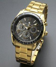 サルバトーレマーラ SM15116-GDBKGD 腕時計 メンズ Salvatore Marra