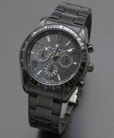 サルバトーレマーラ SM15116-BKBKSV 腕時計 メンズ Salvatore Marra