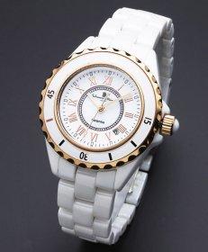 サルバトーレマーラ SM15151-PGWHR 腕時計 レディース Salvatore Marra