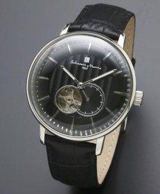 サルバトーレマーラ SM17114-SSBK 腕時計 自動巻き メンズ Salvatore Marra