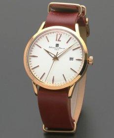 サルバトーレマーラ SM17116-PGWH 腕時計 メンズ Salvatore Marra