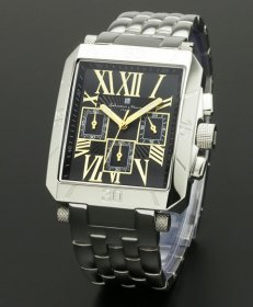 サルバトーレマーラ SM17117-SSBKGD 腕時計 メンズ Salvatore Marra