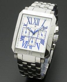 サルバトーレマーラ SM17117-SSWHBL 腕時計 メンズ Salvatore Marra