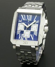 サルバトーレマーラ SM17117-SSBLSV 腕時計 メンズ Salvatore Marra