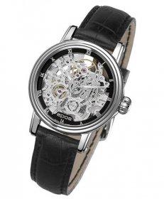 エポス エモーション クラシックスケルトン 4390SKRBK 腕時計 レディース 自動巻 epos Emotion Classic Skeleton