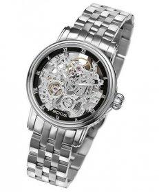 エポス エモーション クラシックスケルトン 4390SKRBKM 腕時計 レディース 自動巻 epos Emotion Classic Skeleton