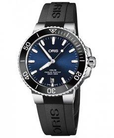 オリス アクイス デイト 73377324135R レディース 腕時計 ORIS Aquis Date 733 7732 4135R ダイバーズ