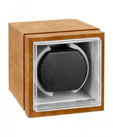ユーロパッション ウォッチワインディング ボクシーズ W164-BR 1個巻き EURO PASSION WATCH WINDING BOXES ※時計は含まれておりません