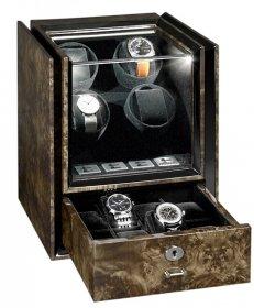 ユーロパッション ウォッチワインディング ボクシーズ W145 4個巻き EURO PASSION WATCH WINDING BOXES ※時計は含まれておりません