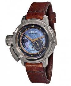 特価 半額以下! ユーボート キメラ 43 SS マザーオブパール 8099 腕時計 メンズ U-BOAT CHIMERA 43 SS MOTHER OF PEARL CHIMERA 43MM