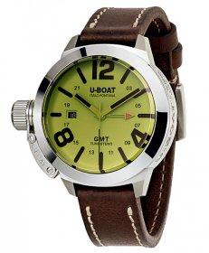 特価 57%OFF! ユーボート クラシコ 45 BE GMT 8051 腕時計 メンズ U-BOAT CLASSICO 45 BE GMT Anatholite