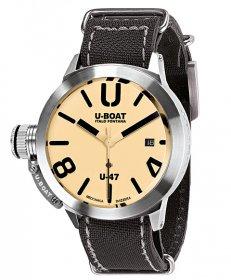 ユーボート クラシコ U-47 AS2 8106 腕時計 メンズ U-BOAT CLASSICO U-47 47MM AS1
