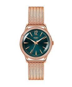 ヘンリーロンドン ショーディッチ HL34-SM-0204 腕時計 レディース HENRY LONDON STRATFORD