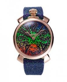 ガガミラノ マヌアーレ ART 5011ART.03S NV 腕時計 メンズ GaGaMILANO MANUALE
