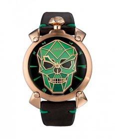 ガガミラノ マヌアーレ バイオニックスカル 5061.02S 腕時計 メンズ GaGaMILANO MANUALE BionicSkull