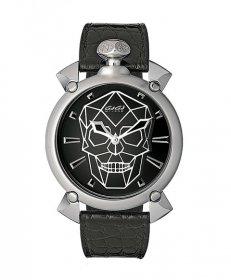 ガガミラノ マヌアーレ バイオニックスカル 6010.01S 腕時計 メンズ GaGaMILANO MANUALE BionicSkull
