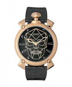 ガガミラノ マヌアーレ バイオニックスカル 6011.01S 腕時計 メンズ GaGaMILANO MANUALE BionicSkull