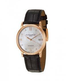 ボーム&メルシエ クラシマ エグゼクティブ MOA10077 腕時計 レディース Classima ExecutivesBaume and Mercier