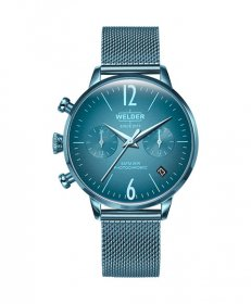 ウェルダー ムーディ WWRC730 腕時計 レディース ユニセックス WELDER MOODY DUAL TIME 36MM