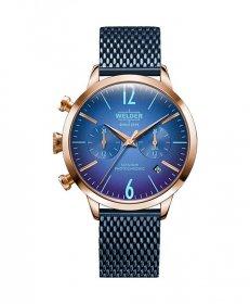 ウェルダー ムーディ WWRC631 腕時計 レディース ユニセックス WELDER MOODY DUAL TIME 38MM