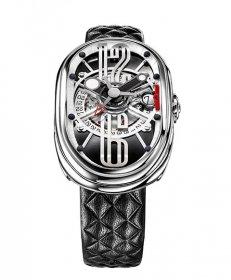 グリモルディ G.T.O. SSSHBK612ST 腕時計 メンズ GRIMOLDI Gran Tipo Ovale