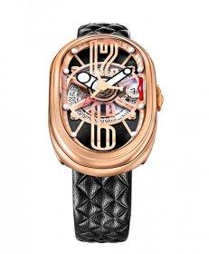 グリモルディ G.T.O. RGMTBK612PK 腕時計 メンズ GRIMOLDI Gran Tipo Ovale