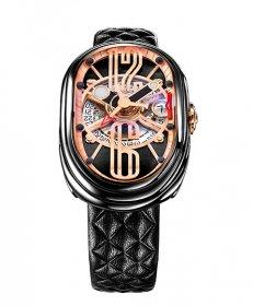 グリモルディ G.T.O. BKSHBK612PK 腕時計 メンズ GRIMOLDI Gran Tipo Ovale