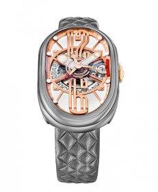 グリモルディ G.T.O. SSMTWH612PK 腕時計 メンズ GRIMOLDI Gran Tipo Ovale