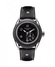 特価 73%OFF! ヴィスコンティ ラヴァ イタリアンスタイル KW13-21 腕時計 自動巻 メンズ ビスコンティ VISCONTI LAVA ITALIAN STYLE レザーストラップ