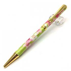 美濃和紙Pen 桜と流水gr TM-1601 ボールペン fstyle レディース 時計取り扱い
