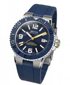 エポス スポーティブ ダイバー 3441ABLR 腕時計 メンズ 自動巻 epos SPORTIVE DIVER