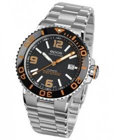 エポス スポーティブ ダイバー 3441ABKORM 腕時計 メンズ 自動巻 epos SPORTIVE DIVER