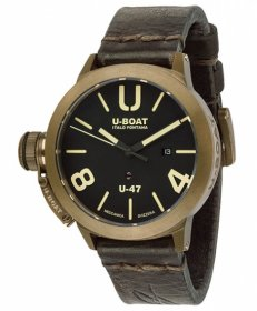 ユーボート クラシコ U-47 ブロンズ 7797 腕時計 メンズ U-BOAT CLASSICO U-47 BR