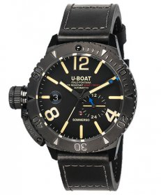 ユーボート ソマーソ 9015 腕時計 メンズ U-BOAT CLASSICO SOMMERSO DLC