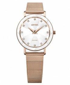 ジョウィサ ファセット 5.610.M 腕時計 レディース JOWISSA Facet