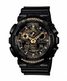 カシオ G-SHOCK GA-100CF-1A9 腕時計 メンズ CASIO ジーショック Gショック