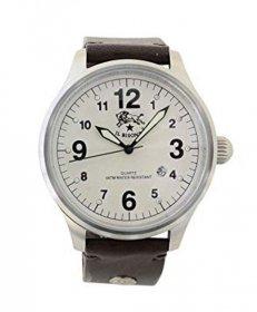イルビゾンテ H0225 132/DARK BROWN ダークブラウン 腕時計 メンズ クオーツ IL BISONTE レザーストラップ