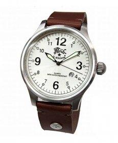イルビゾンテ H0225 869/MARRONE マロン 腕時計 メンズ クオーツ IL BISONTE レザーストラップ