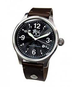 イルビゾンテ H0252 145/CARAMEL キャラメル 腕時計 メンズ クオーツ IL BISONTE レザーストラップ