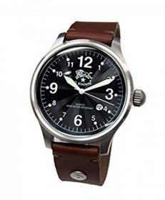 イルビゾンテ H0252 869/MARRONE マロン 腕時計 メンズ クオーツ IL BISONTE レザーストラップ