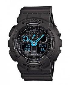 カシオ G-SHOCK ジーショック GA-100C-8A 腕時計 メンズ 防水 Gショック ジーショック