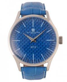 BHウォッチ ミラノ W40STBLLB 腕時計 ユニセックス B.H.WATCHES MILANO メンズ レディース レザーストラップ