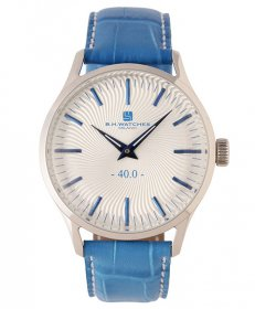 BHウォッチ ミラノ W40STSVBL 腕時計 ユニセックス B.H.WATCHES MILANO メンズ レディース レザーストラップ