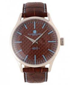 BHウォッチ ミラノ W40STBRLB 腕時計 ユニセックス B.H.WATCHES MILANO メンズ レディース レザーストラップ