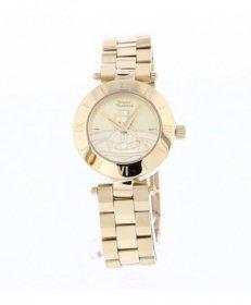 ヴィヴィアンウエストウッド  VV092CPGD 腕時計 レディース VIVIENNE WESTWOOD  ゴールド メタルブレス