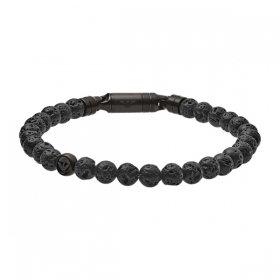 エンポリオアルマーニ bracelet EGS2479001 ブラック ジュエリー EMPORIO ARMANI ブレスレット ユニセックス